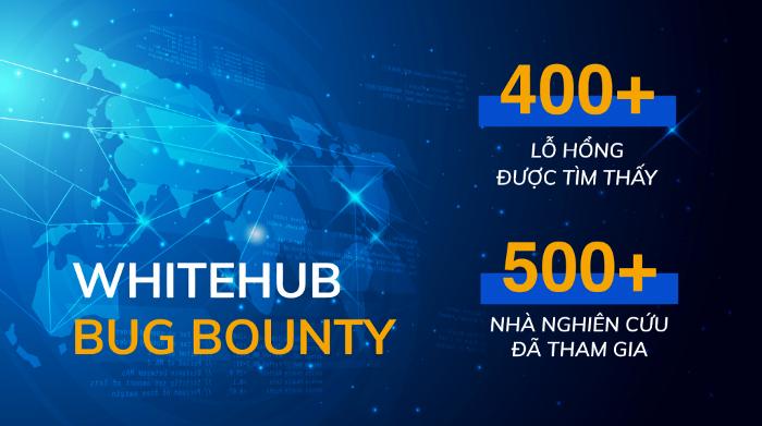 Hơn 400 lỗ hổng bảo mật đã được tìm thấy thông qua nền tảng WhiteHub