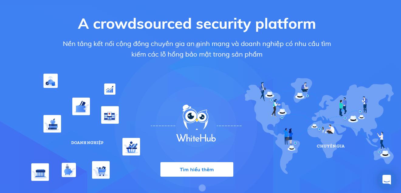Ra mắt nền tảng An ninh mạng đầu tiên tại Việt Nam ứng dụng phương pháp Crowdsourced Security