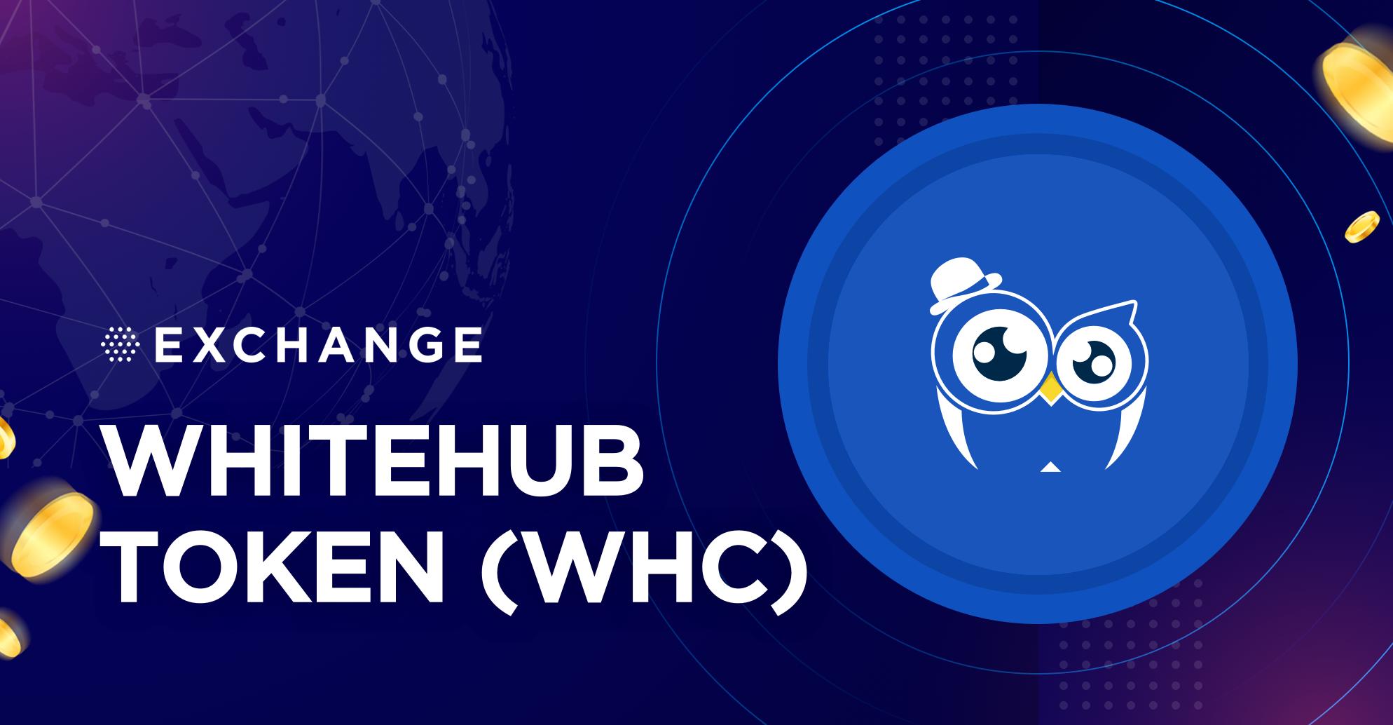 WHC chính thức được niêm yết trên Nami Exchange