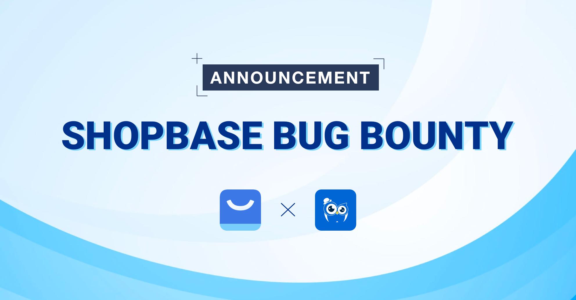 ShopBase Bug Bounty
